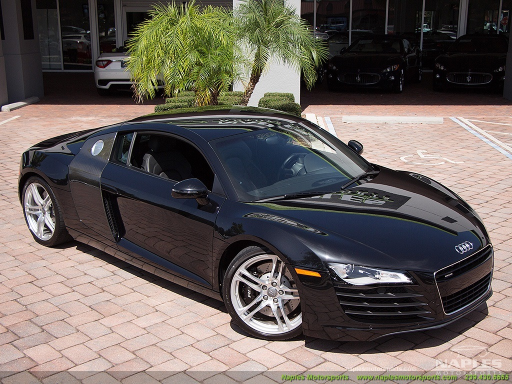 2008 Audi R8 quattro - Photo 52 - Naples, FL 34104