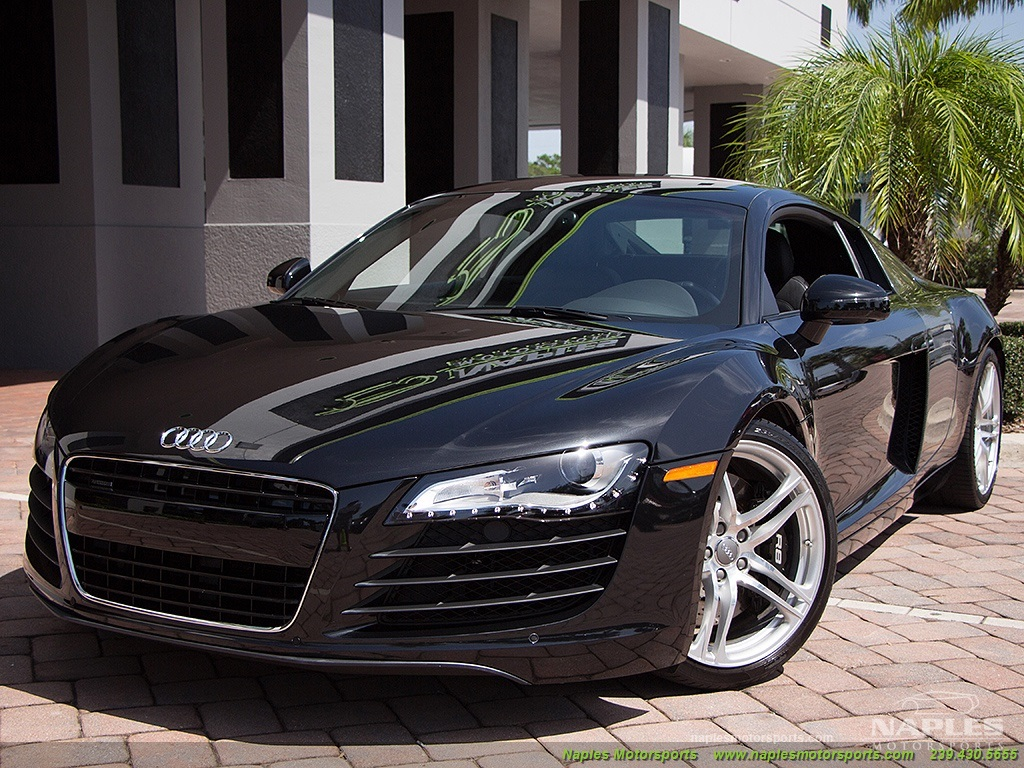 2008 Audi R8 quattro - Photo 24 - Naples, FL 34104