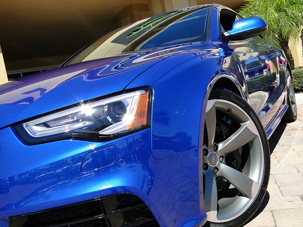 2014 Audi RS 5 quattro - Photo 17 - Naples, FL 34104