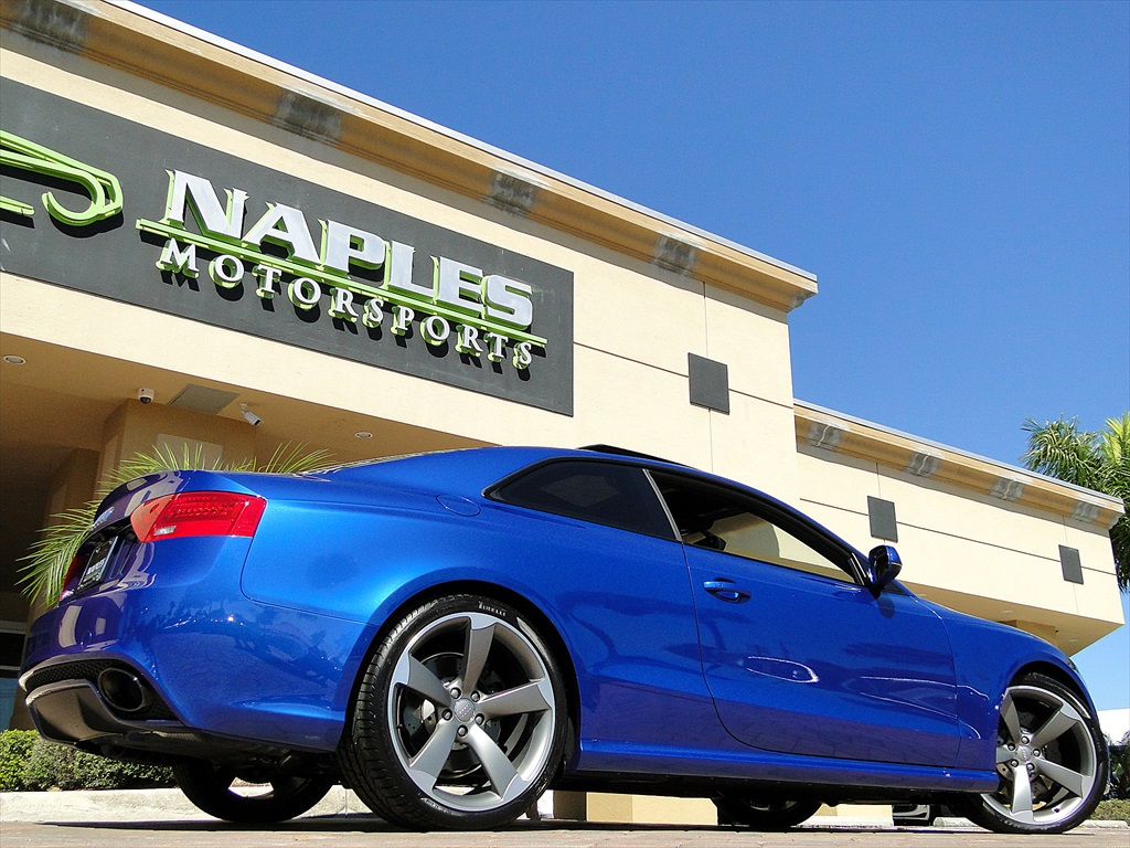 2014 Audi RS 5 quattro - Photo 46 - Naples, FL 34104
