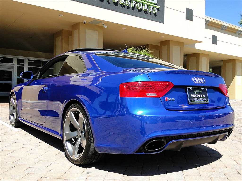 2014 Audi RS 5 quattro - Photo 33 - Naples, FL 34104