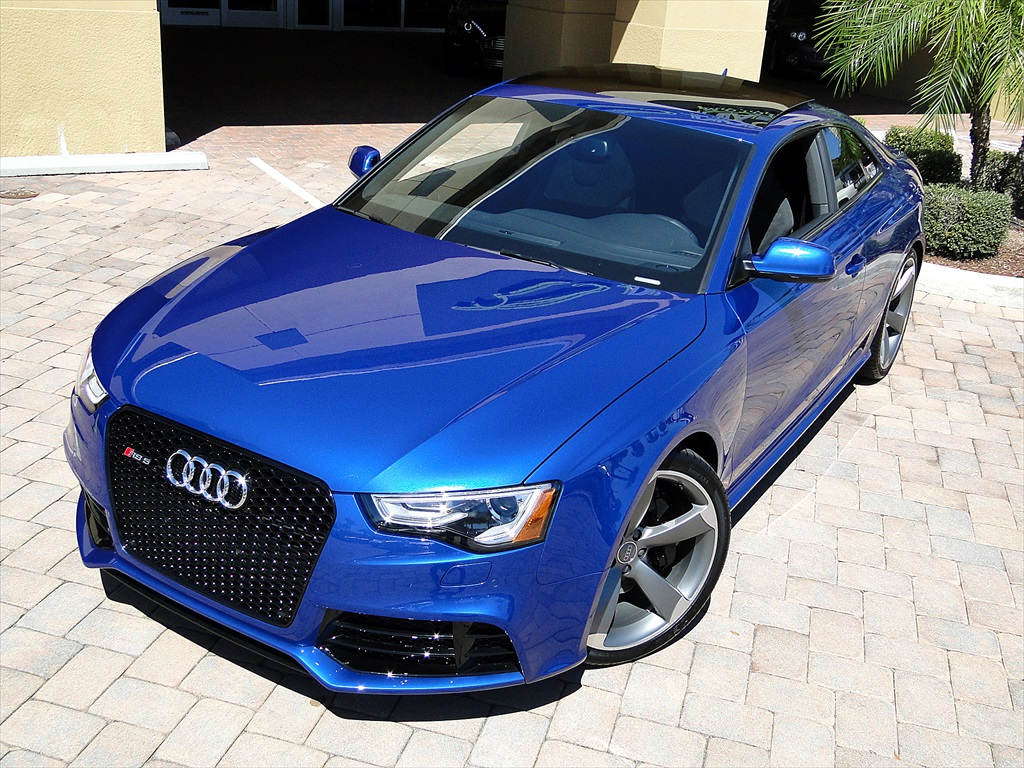 2014 Audi RS 5 quattro - Photo 18 - Naples, FL 34104