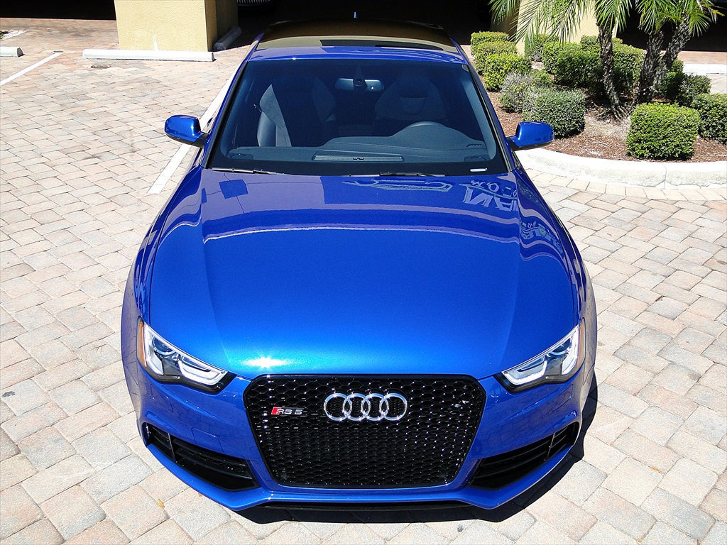 2014 Audi RS 5 quattro - Photo 43 - Naples, FL 34104