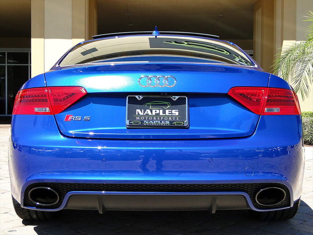 2014 Audi RS 5 quattro - Photo 29 - Naples, FL 34104