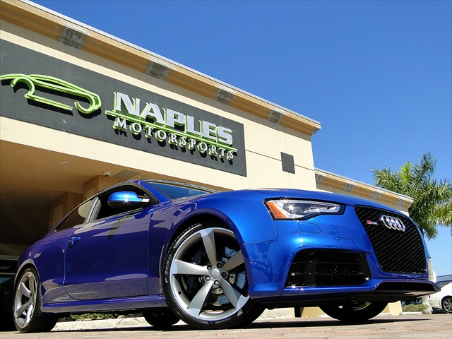 2014 Audi RS 5 quattro - Photo 1 - Naples, FL 34104