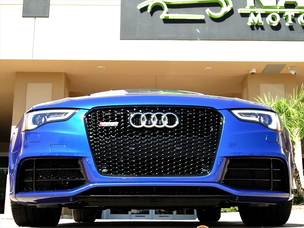 2014 Audi RS 5 quattro - Photo 38 - Naples, FL 34104