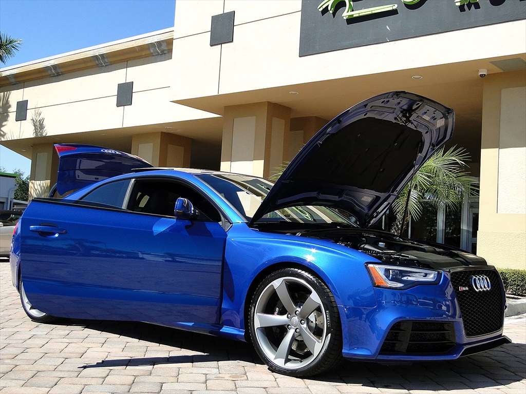 2014 Audi RS 5 quattro - Photo 53 - Naples, FL 34104