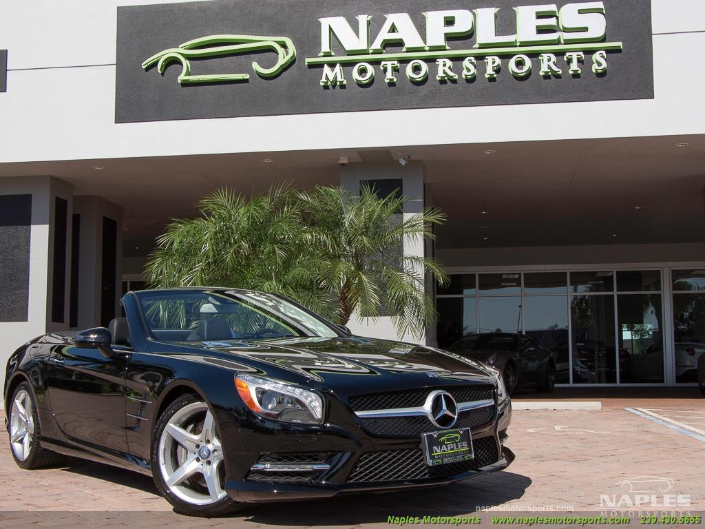 2014 Mercedes-Benz SL 550 - Photo 38 - Naples, FL 34104