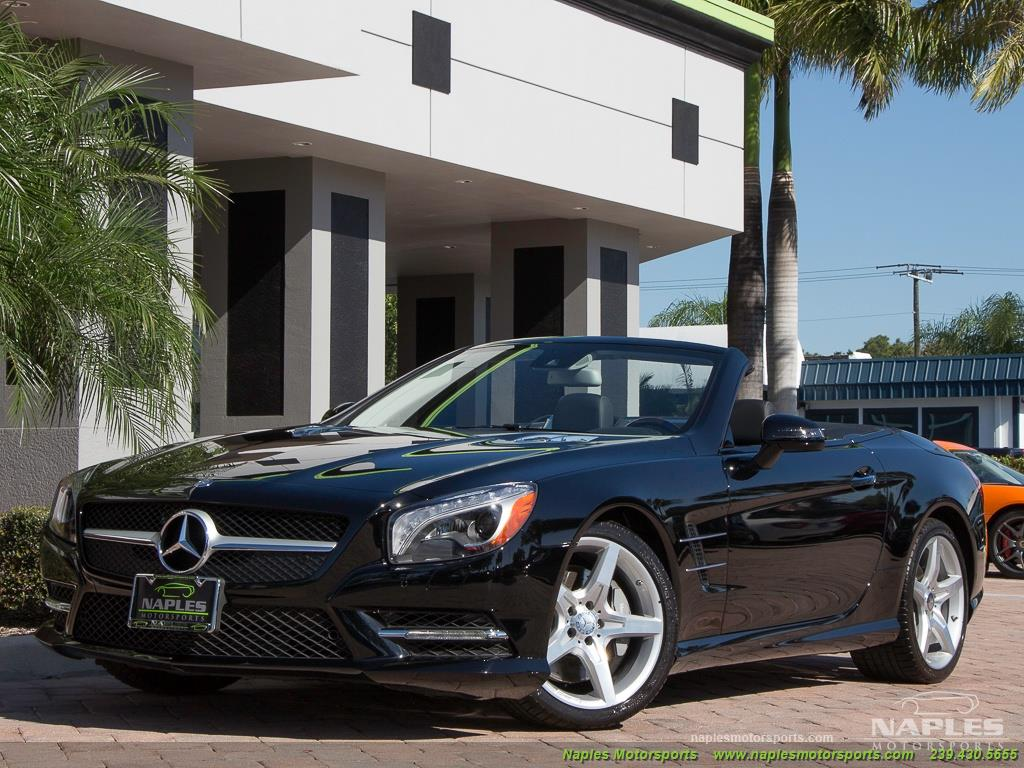 2014 Mercedes-Benz SL 550 - Photo 9 - Naples, FL 34104