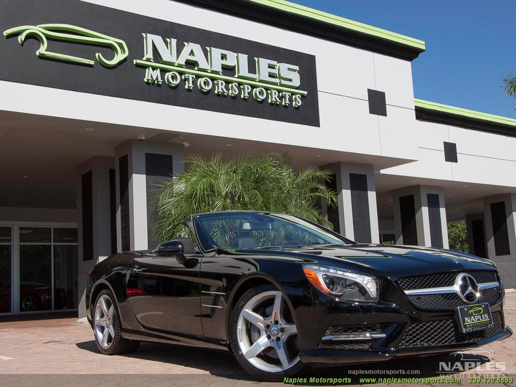 2014 Mercedes-Benz SL 550 - Photo 24 - Naples, FL 34104