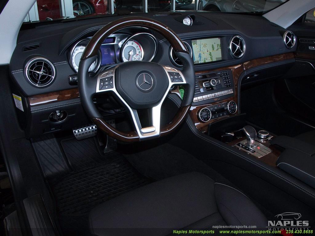 2014 Mercedes-Benz SL 550 - Photo 43 - Naples, FL 34104
