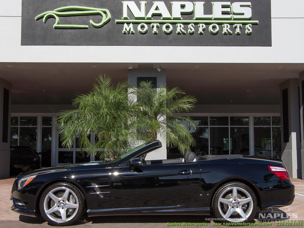 2014 Mercedes-Benz SL 550 - Photo 6 - Naples, FL 34104