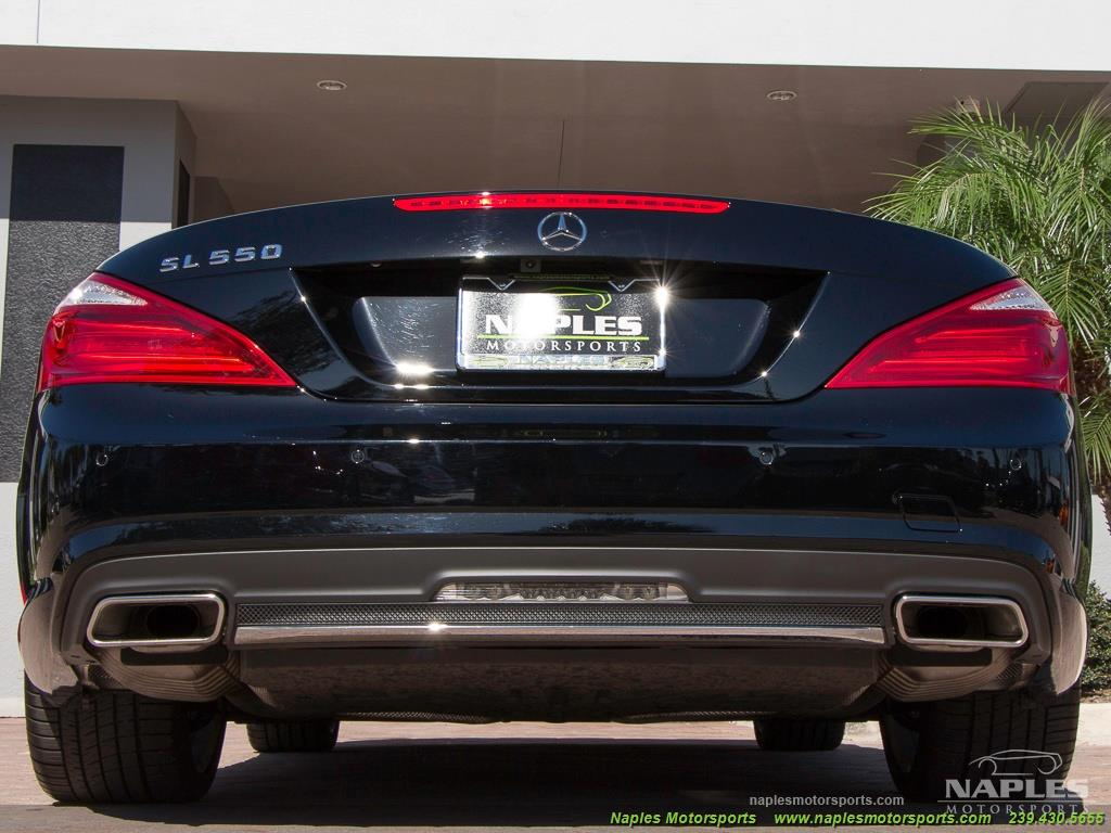 2014 Mercedes-Benz SL 550 - Photo 28 - Naples, FL 34104
