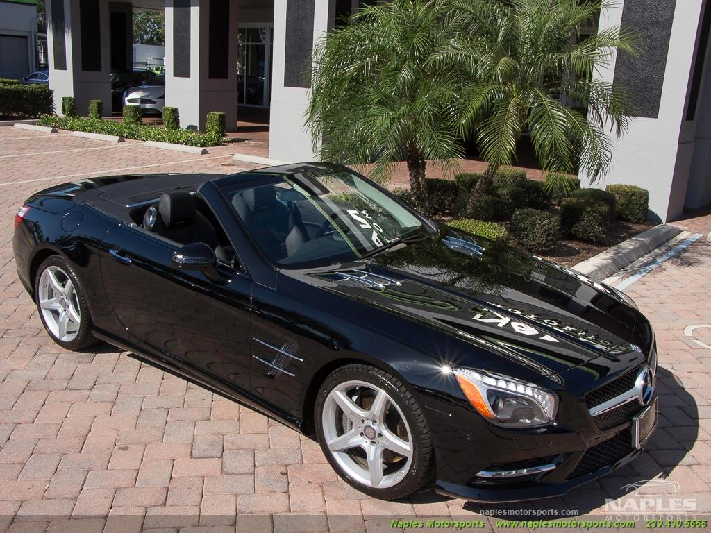 2014 Mercedes-Benz SL 550 - Photo 15 - Naples, FL 34104