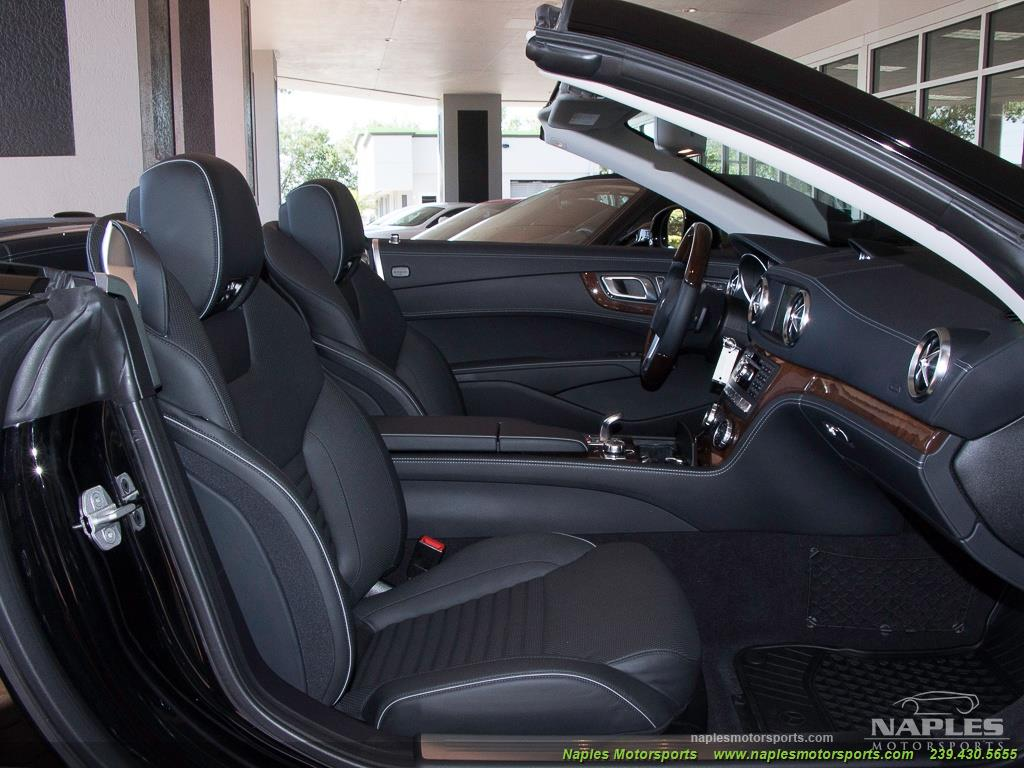 2014 Mercedes-Benz SL 550 - Photo 45 - Naples, FL 34104