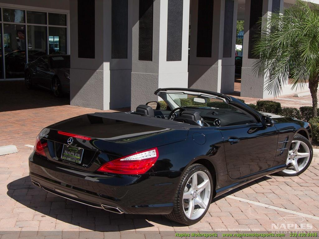 2014 Mercedes-Benz SL 550 - Photo 34 - Naples, FL 34104