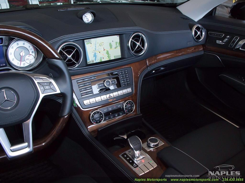 2014 Mercedes-Benz SL 550 - Photo 51 - Naples, FL 34104
