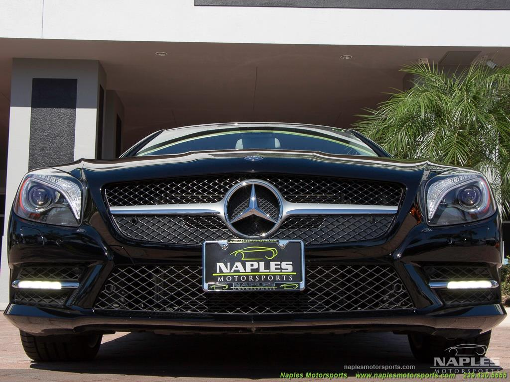 2014 Mercedes-Benz SL 550 - Photo 21 - Naples, FL 34104