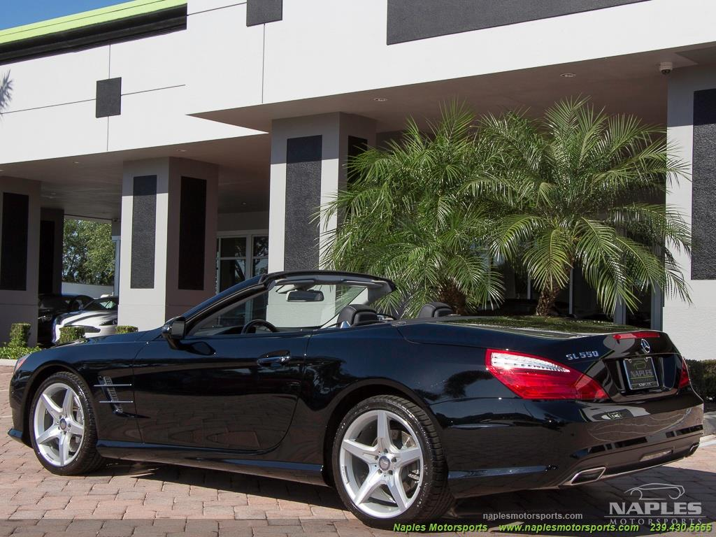 2014 Mercedes-Benz SL 550 - Photo 7 - Naples, FL 34104