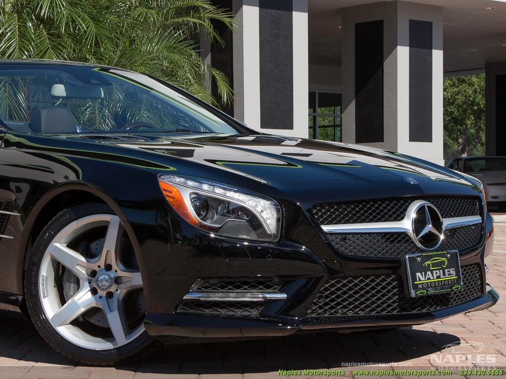 2014 Mercedes-Benz SL 550 - Photo 25 - Naples, FL 34104