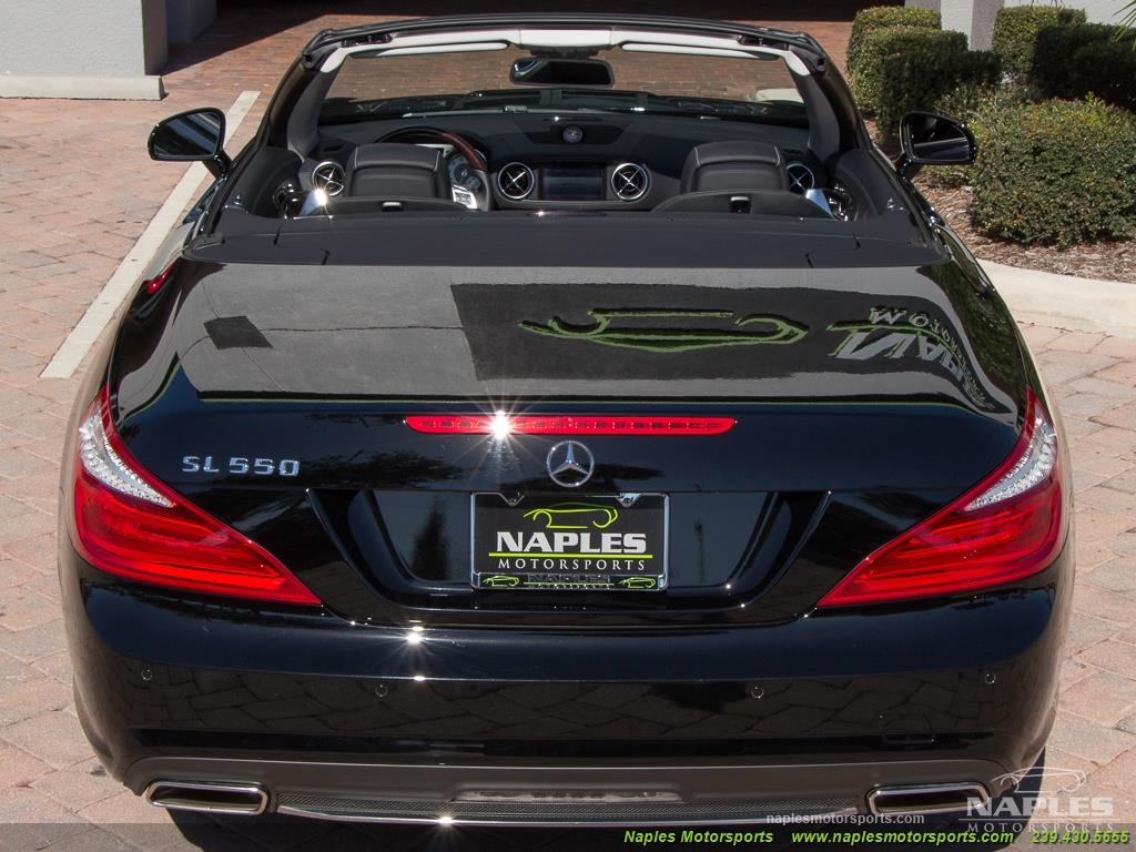 2014 Mercedes-Benz SL 550 - Photo 26 - Naples, FL 34104