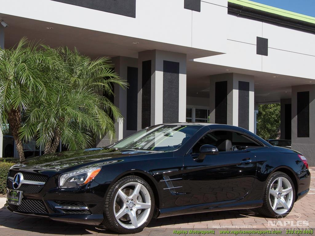 2014 Mercedes-Benz SL 550 - Photo 58 - Naples, FL 34104