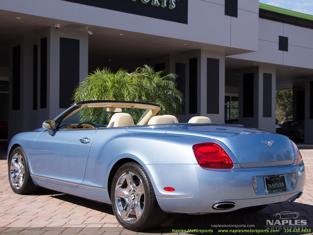 2008 Bentley Continental GT GTC Convertible - Photo 6 - Naples, FL 34104