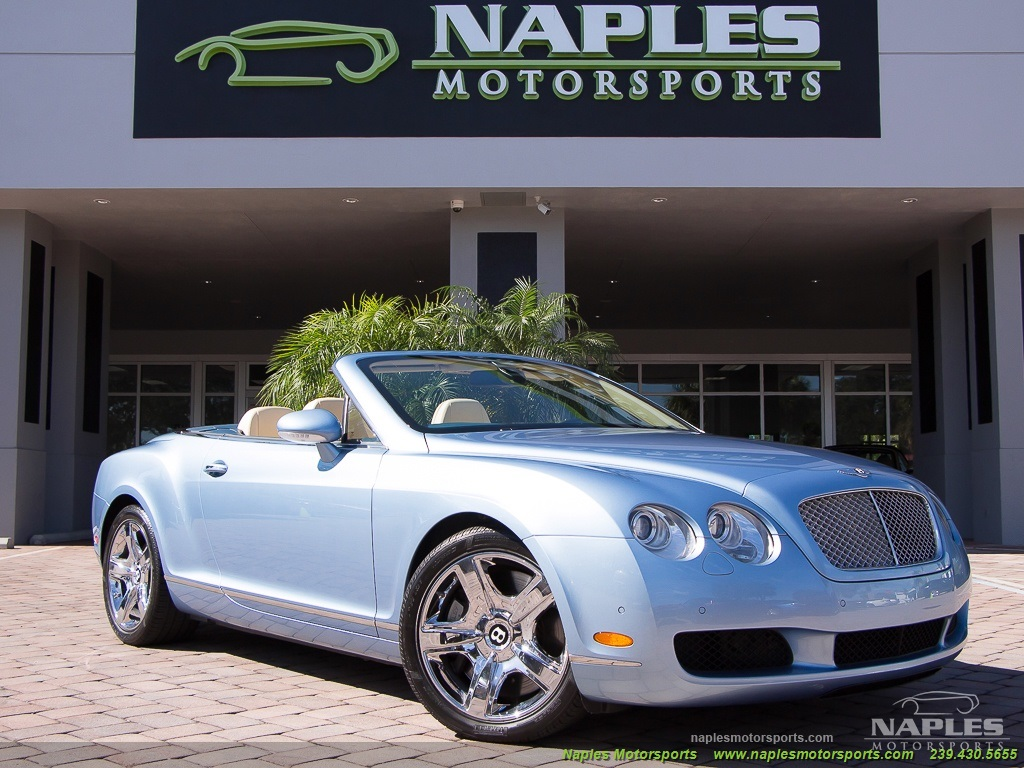 2008 Bentley Continental GT GTC Convertible - Photo 54 - Naples, FL 34104