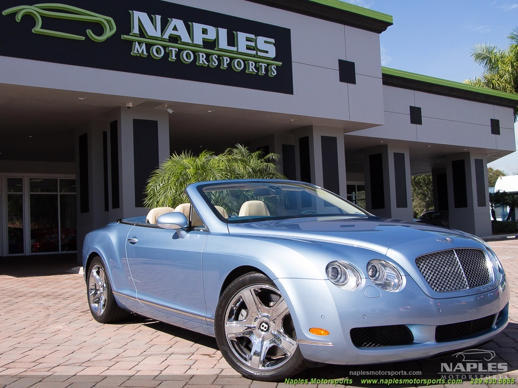 2008 Bentley Continental GT GTC Convertible - Photo 37 - Naples, FL 34104