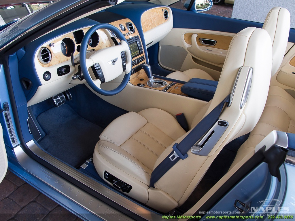 2008 Bentley Continental GT GTC Convertible - Photo 12 - Naples, FL 34104