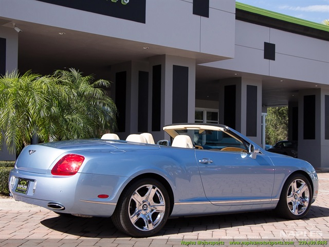2008 Bentley Continental GT GTC Convertible - Photo 4 - Naples, FL 34104