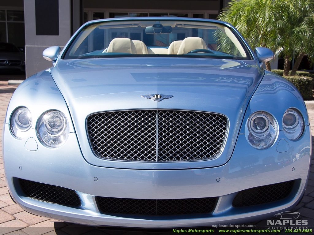 2008 Bentley Continental GT GTC Convertible - Photo 13 - Naples, FL 34104