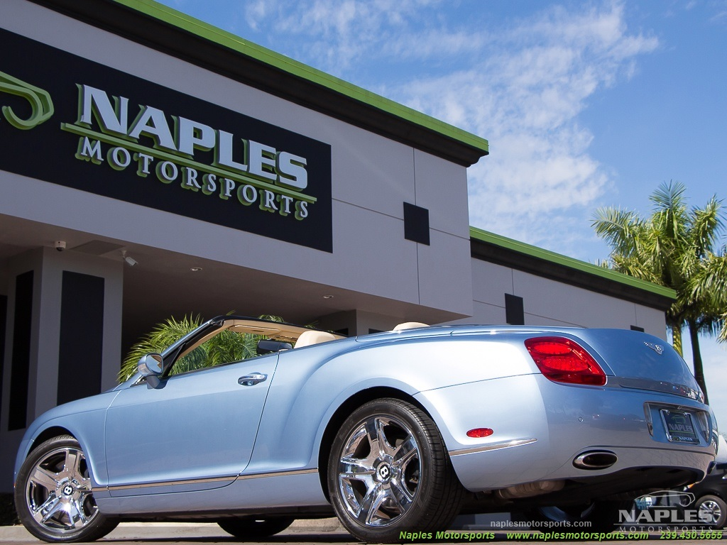 2008 Bentley Continental GT GTC Convertible - Photo 42 - Naples, FL 34104