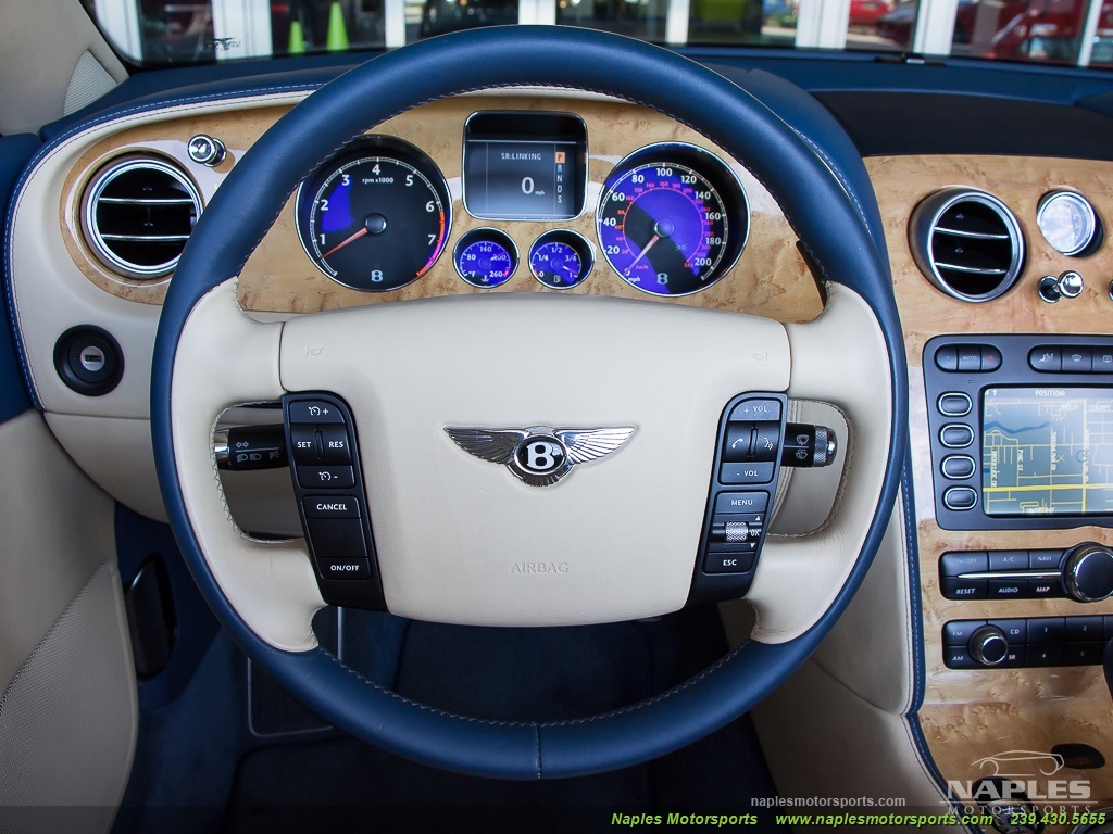2008 Bentley Continental GT GTC Convertible - Photo 27 - Naples, FL 34104