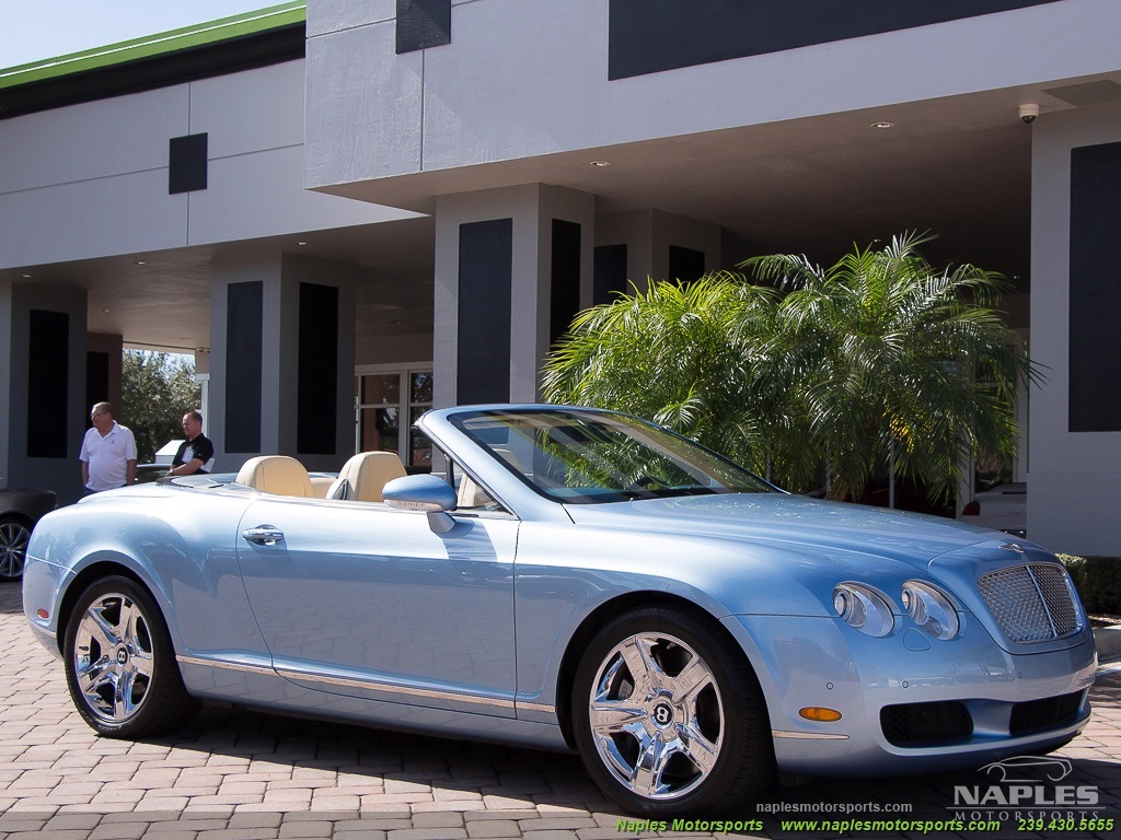 2008 Bentley Continental GT GTC Convertible - Photo 35 - Naples, FL 34104