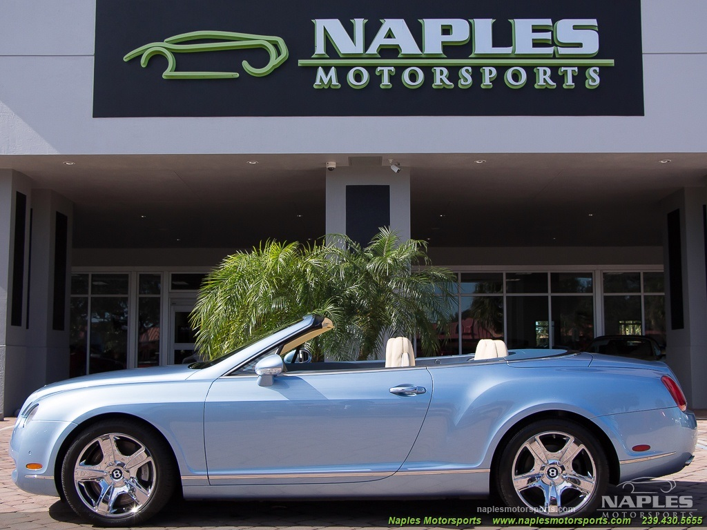 2008 Bentley Continental GT GTC Convertible - Photo 16 - Naples, FL 34104