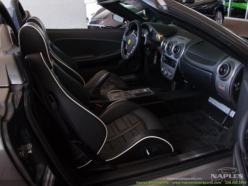 2006 Ferrari F430 Spider - Photo 55 - Naples, FL 34104