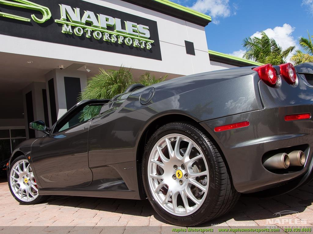 2006 Ferrari F430 Spider - Photo 47 - Naples, FL 34104