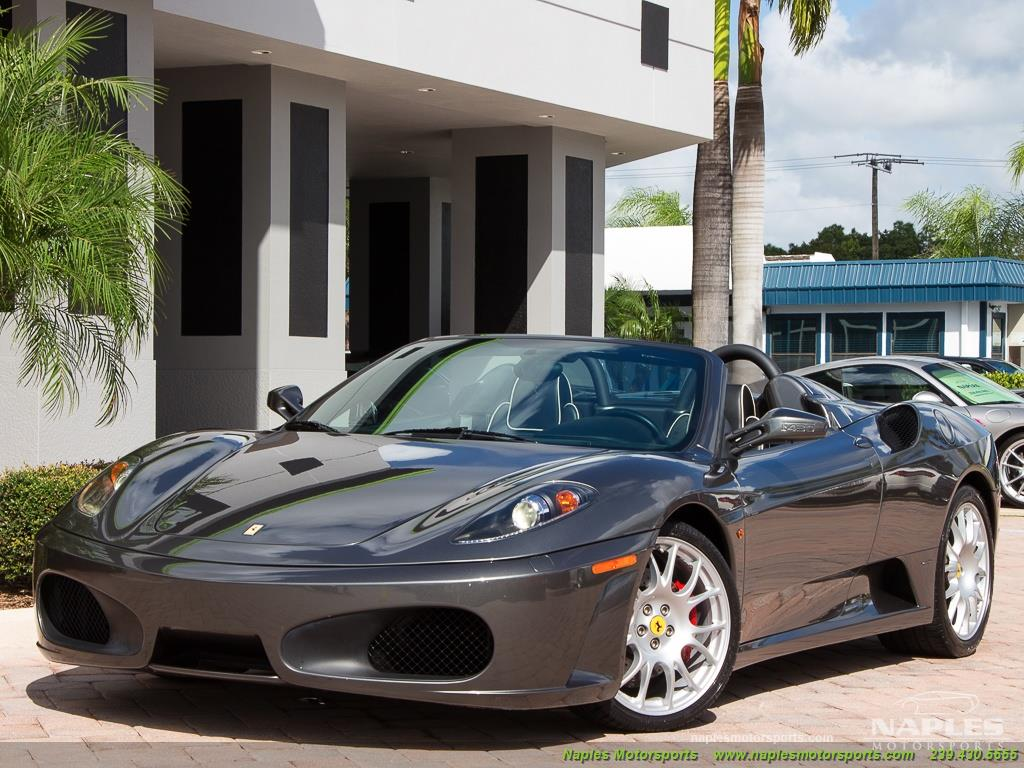 2006 Ferrari F430 Spider - Photo 30 - Naples, FL 34104