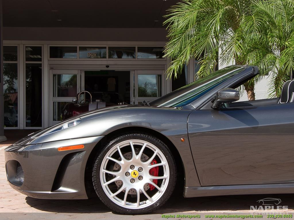 2006 Ferrari F430 Spider - Photo 40 - Naples, FL 34104