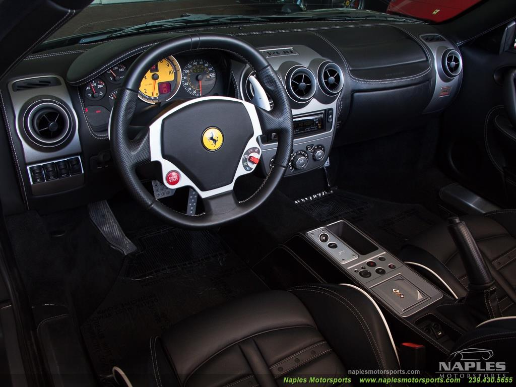 2006 Ferrari F430 Spider - Photo 7 - Naples, FL 34104