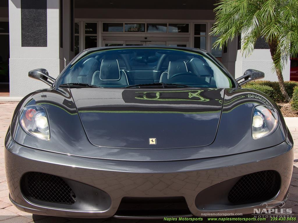 2006 Ferrari F430 Spider - Photo 12 - Naples, FL 34104