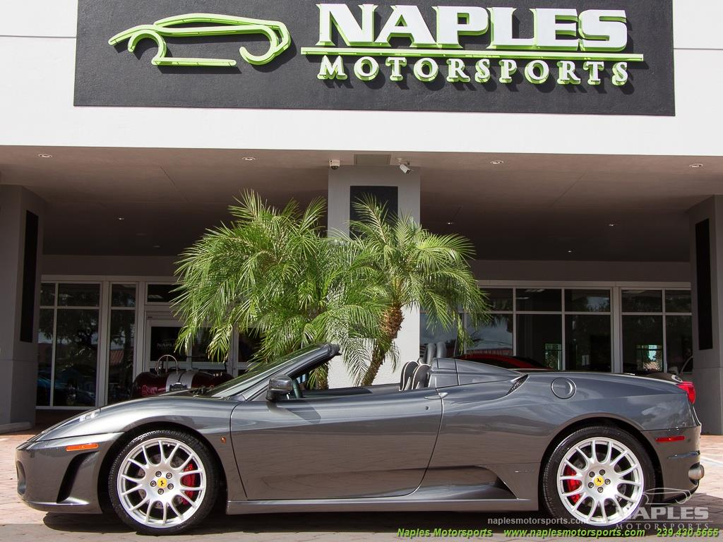 2006 Ferrari F430 Spider - Photo 21 - Naples, FL 34104