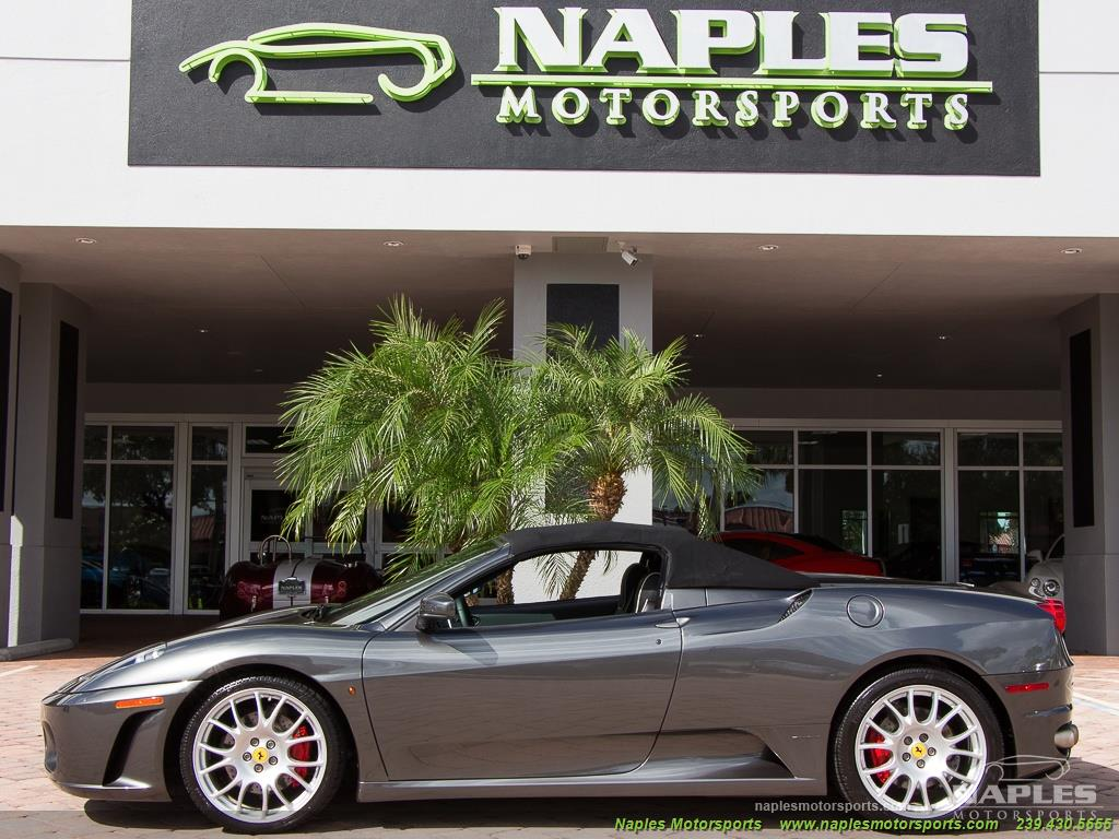 2006 Ferrari F430 Spider - Photo 16 - Naples, FL 34104