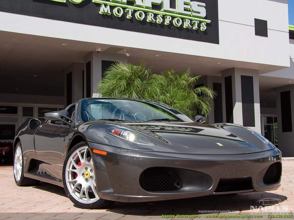 2006 Ferrari F430 Spider - Photo 18 - Naples, FL 34104