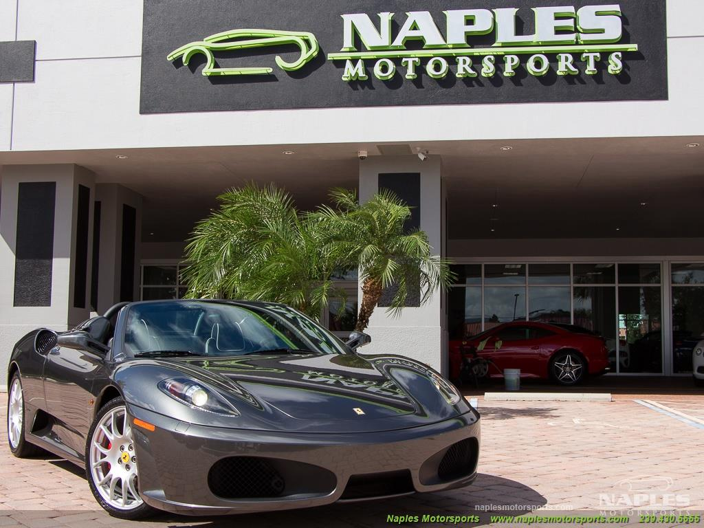 2006 Ferrari F430 Spider - Photo 54 - Naples, FL 34104
