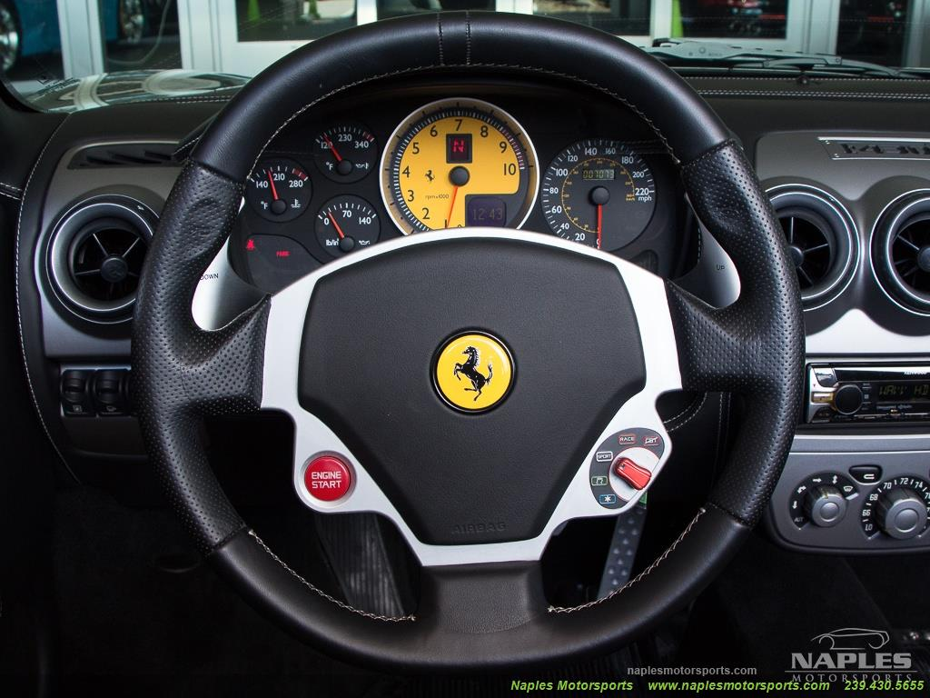 2006 Ferrari F430 Spider - Photo 19 - Naples, FL 34104