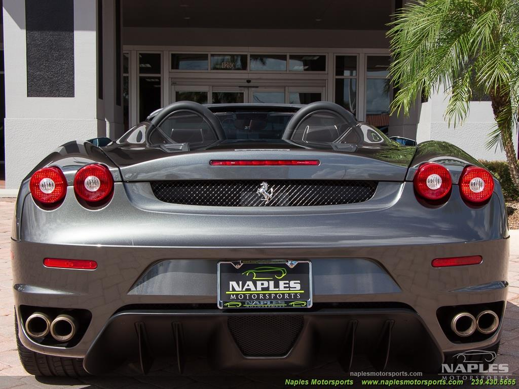 2006 Ferrari F430 Spider - Photo 57 - Naples, FL 34104