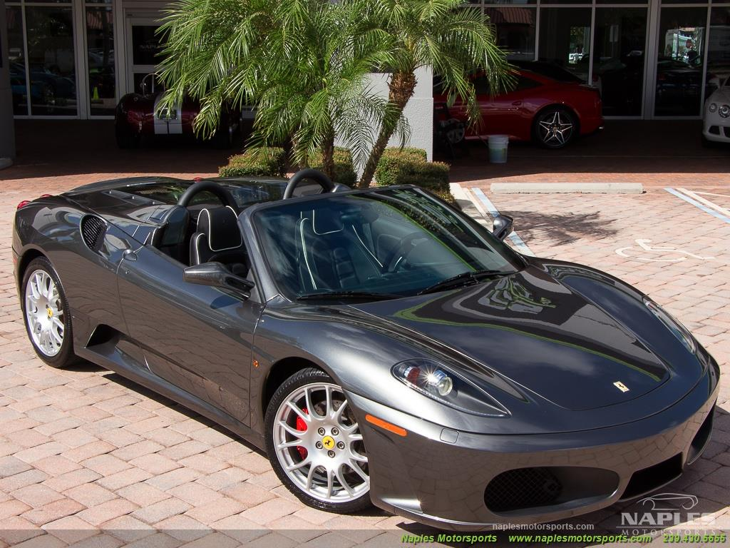 2006 Ferrari F430 Spider - Photo 5 - Naples, FL 34104
