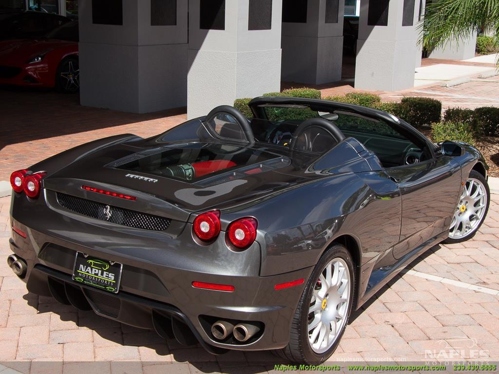 2006 Ferrari F430 Spider - Photo 6 - Naples, FL 34104